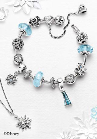Disney Charm For Pandora Bracelet