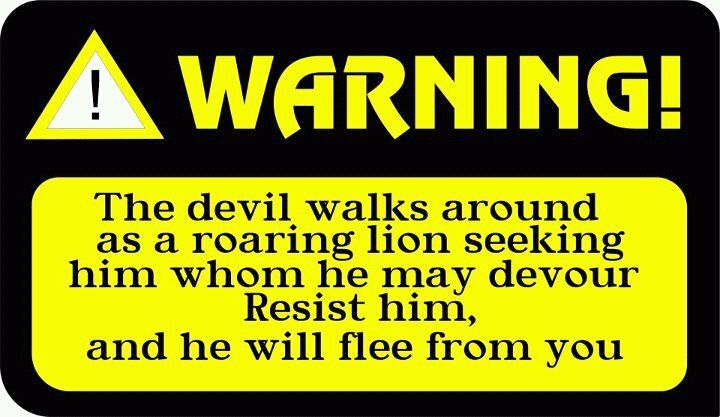 """Perseverance. BIBLE SCRIPTURE: 1 Peter 5:8, """"Be sober, be vigilant; because your adversary the devil, as a roaring lion, walketh about, seeking whom he may devour:"""""""