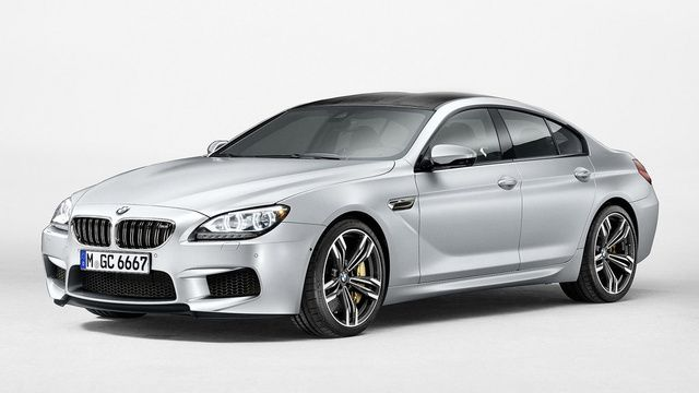 2014 Bmw M6 Gran Coupe This Is It And We All Want One Bmw Bmw
