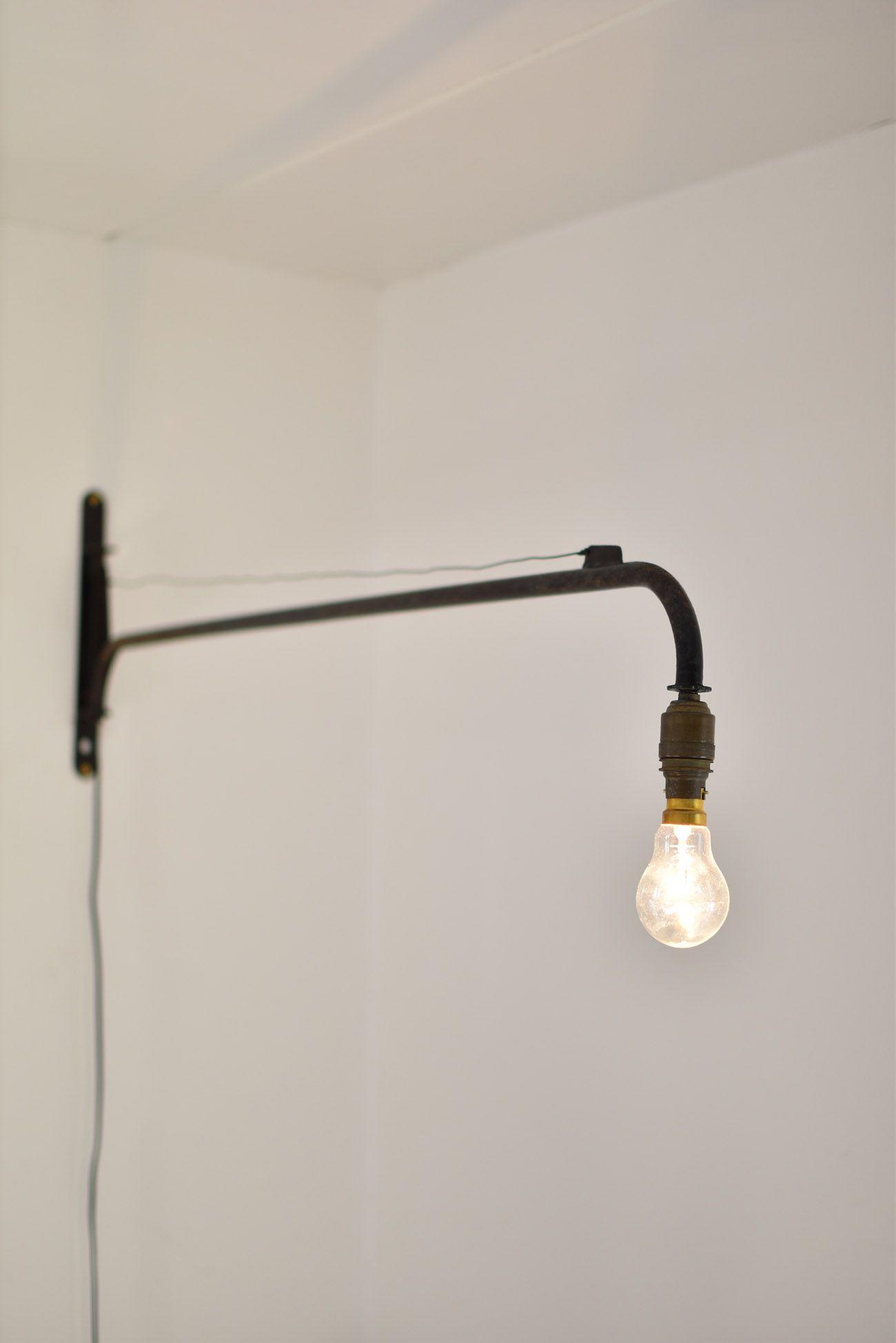 Gallery Yaichi X2f Antique X2f Lamp X2f Potence Swing Jib Lamp