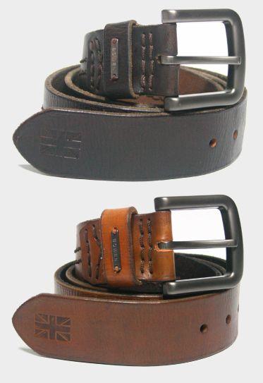 8a38e26f5 Cintos de cuero en marron claro y marron oscuro. | materia gaucha | Belt