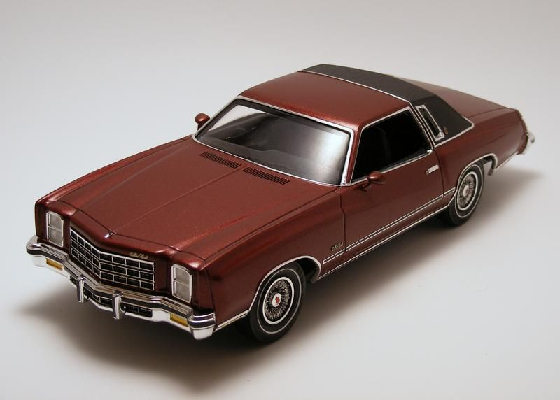 77 Monte Carlo Model Cars Kits Car Model Diecast Cars