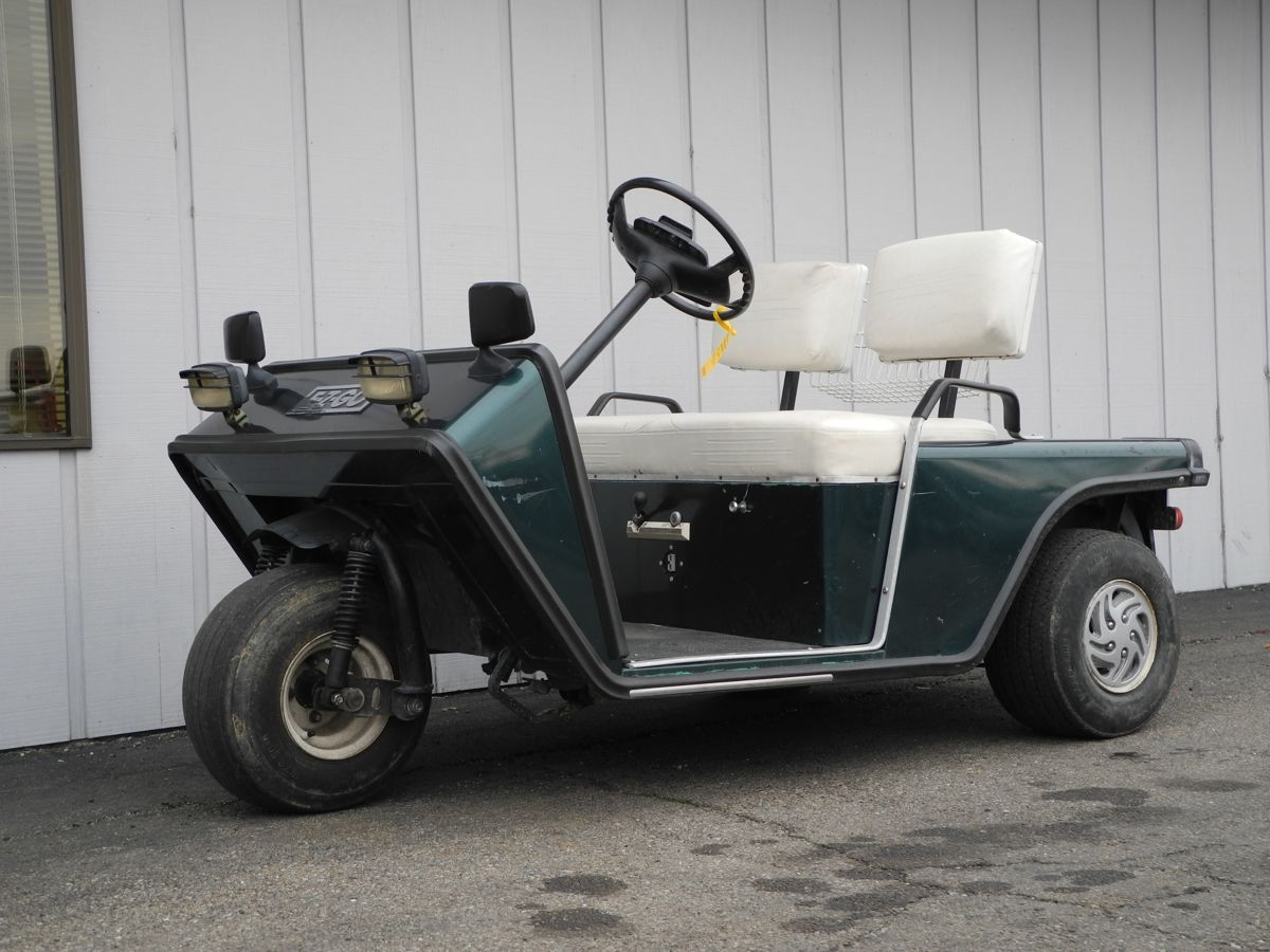 Pin By Power Equipment Solutions On Used Golf Carts Pinterest 2001 Ez Go Gas Engine Wiring Diagram Heres Something That You Dont See Everyday This Vintage 1983 E Z