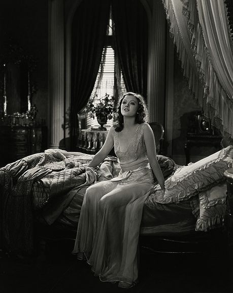 1932 - Love Me Tonight, Myrna Loy.