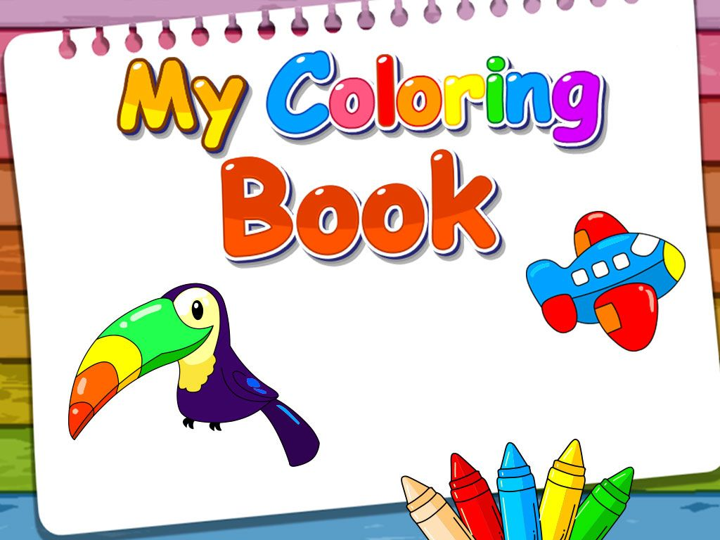 - Top Kids Games My Coloring Book + Admob + Education + Ready For