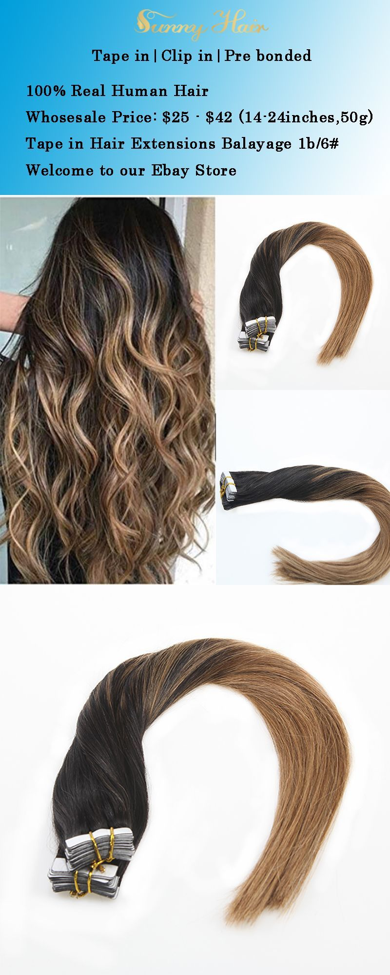 Balayege Color Black To Brown Hair Amazing Price With Free