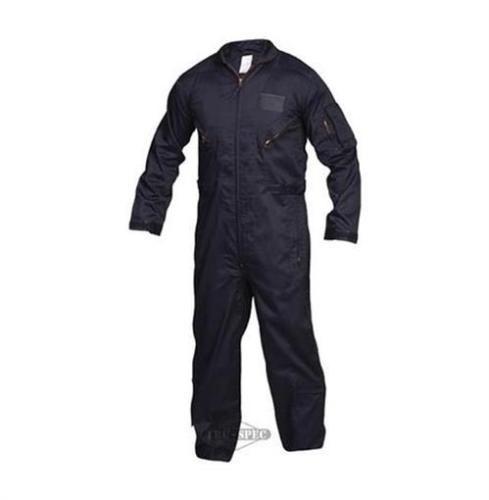 Coveralls 177869: Tru-Spec 27-P Zippered Pockets Size Medium Color Dark Navy Flight Suit 2651004 BUY IT NOW ONLY: $52.04