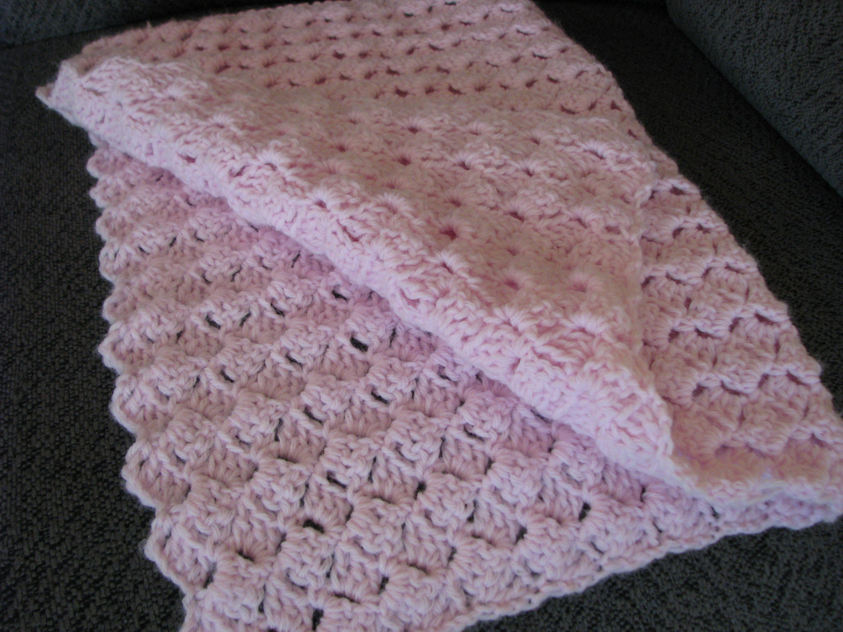 homemade for the holidays 20 crocheted baby blanket or afghan
