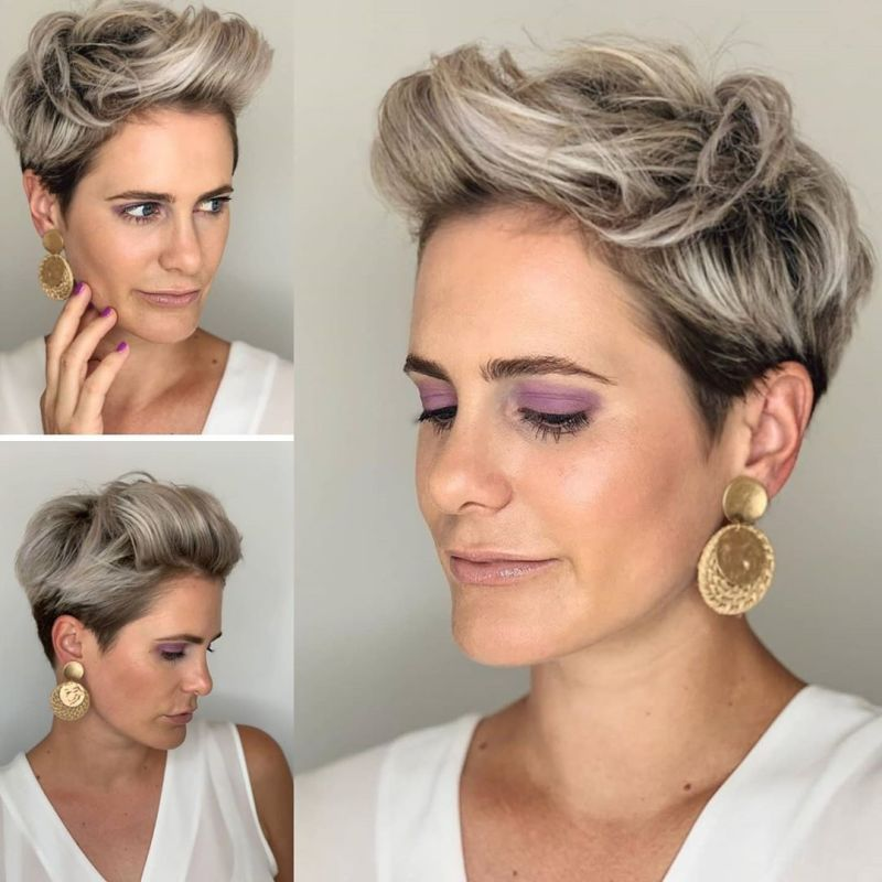 Pin On Short Hair Pixie Cuts