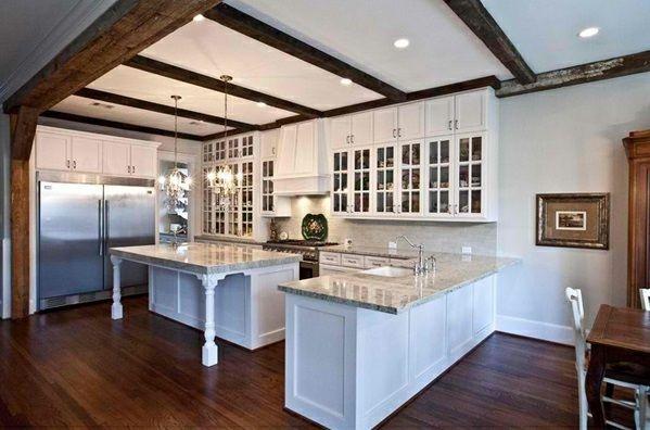 Dan Kchen  Model Landhaus  Ideas For The House    House