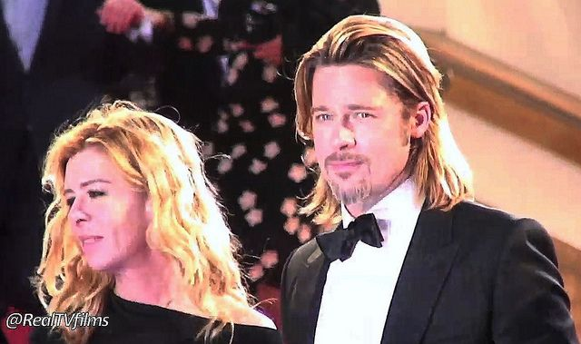 Brad Pitt, Killing Them Softly Premiere, Cannes Film Festival 2012 by Real TV Films, via Flickr