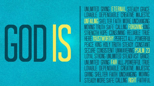 Revised God is Graphic | Faith | Church graphic design, Church