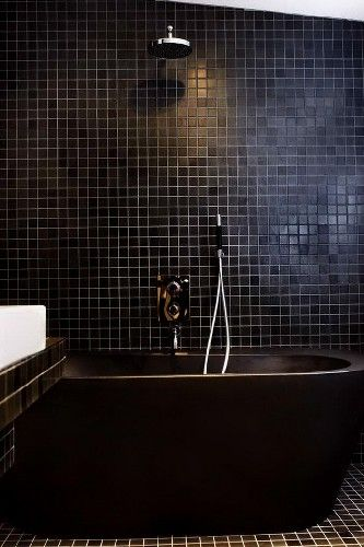 Homedesignideas Eu: 10 BLACK LUXURY BATHTOOM DESIGN IDEAS