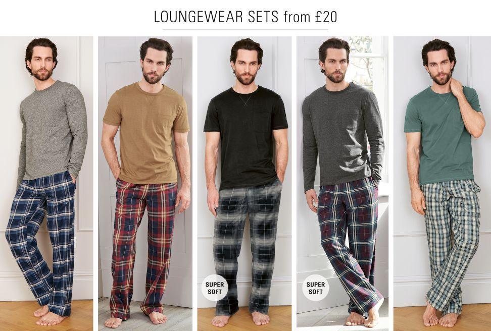 Pin On Mens Sleepwear