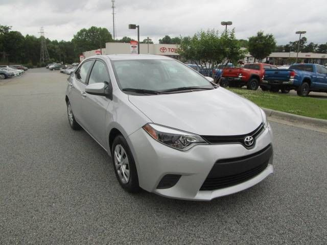 Used 2015 Toyota Corolla L Sedan In Winston Salem Nc Used Toyota Toyota Dealership Toyota For Sale