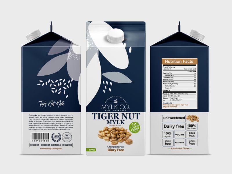 Tiger Nut Mylk