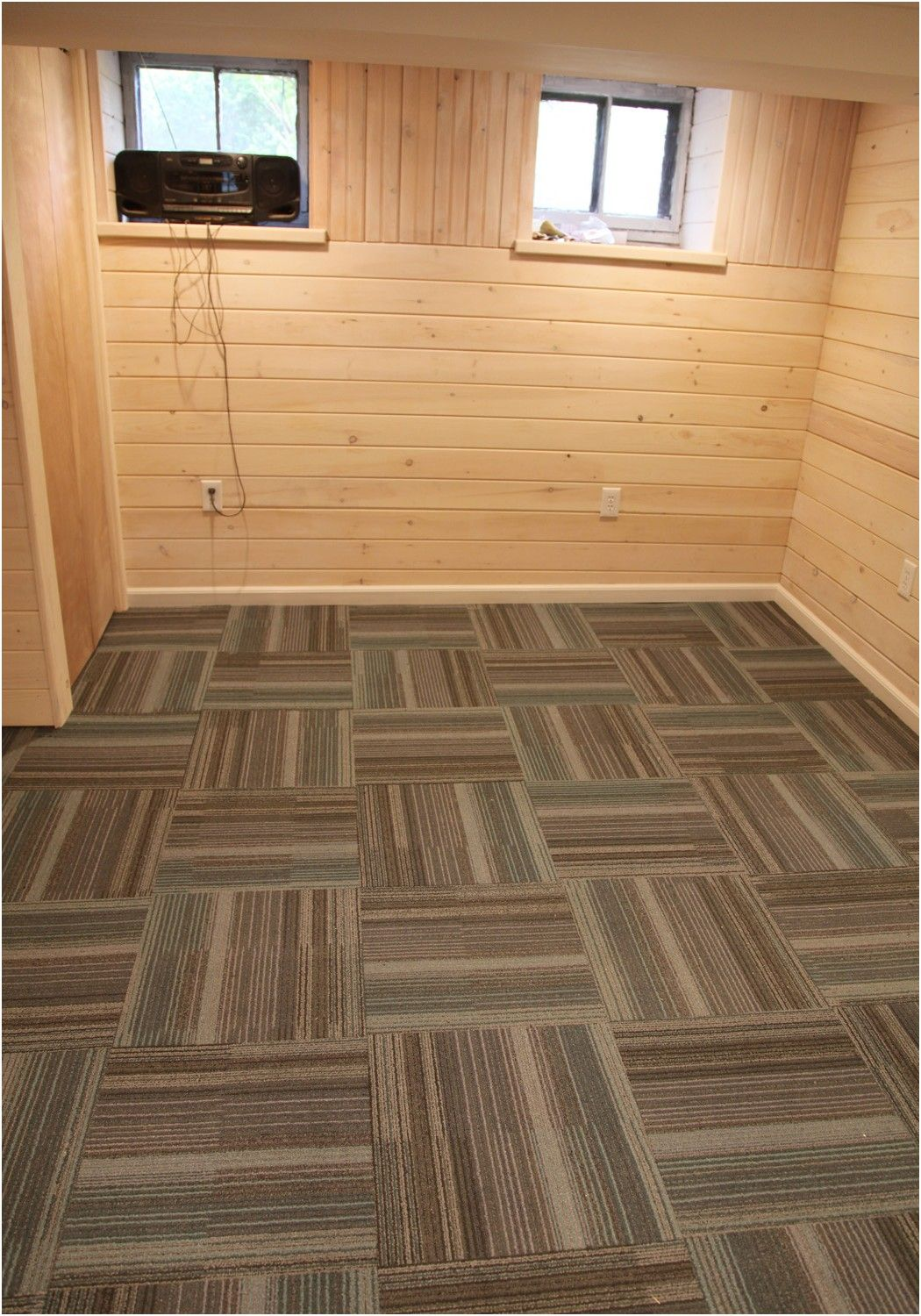 Luxury Basement Flooring Carpet