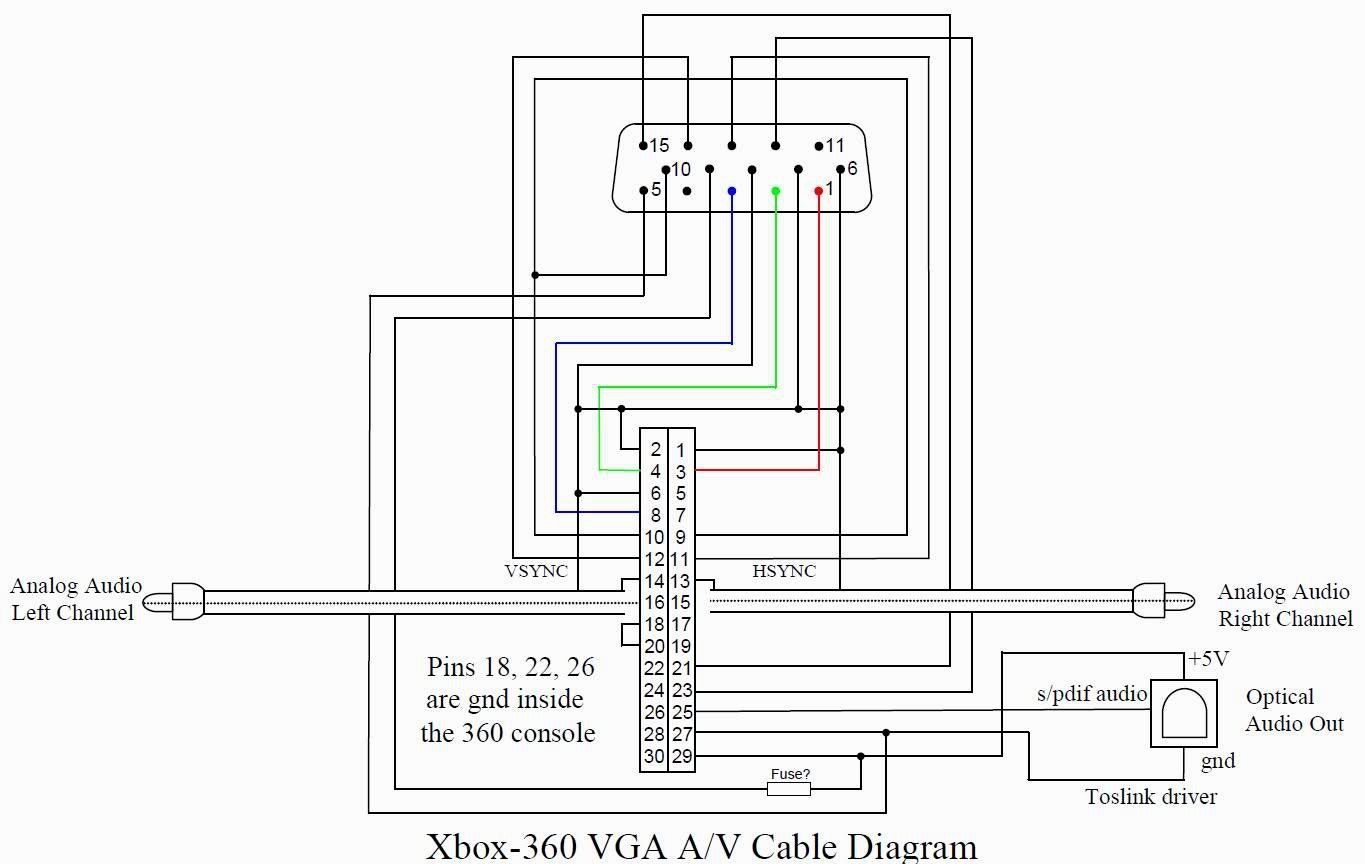 Amusing Hdmi To Vga Wiring Diagram Diagrams In Discrd Me Inside  With Images
