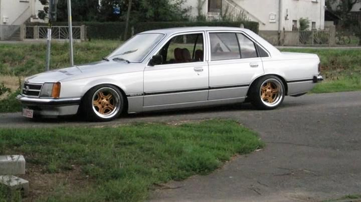 Opel Commo C | Lowered, Stance