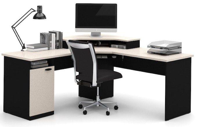 Outstanding Corner Desk Ideas To Transform A Corner Into A