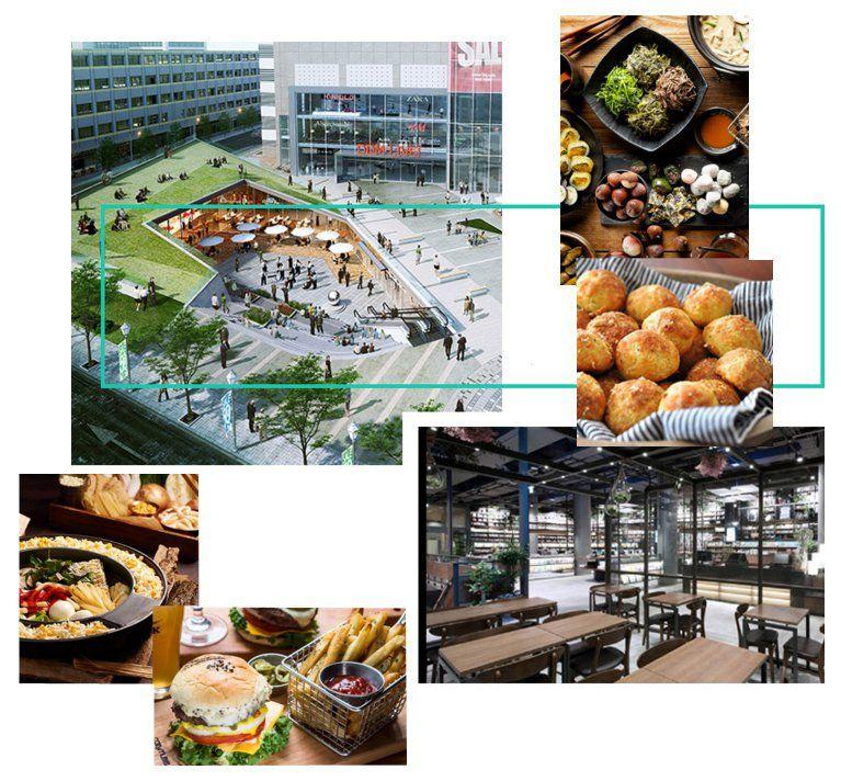 3月11日全新開幕的Hyundai City Outlet。成為了東大門的熱話主角!Grand Open 還有 Wally展 和 Gift Event 進行中~ 超過200 ...