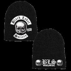 7f480fb5b4a BLS Worldwide Printed Beanie l shop.blacklabelsociety .com clothing headwear.html