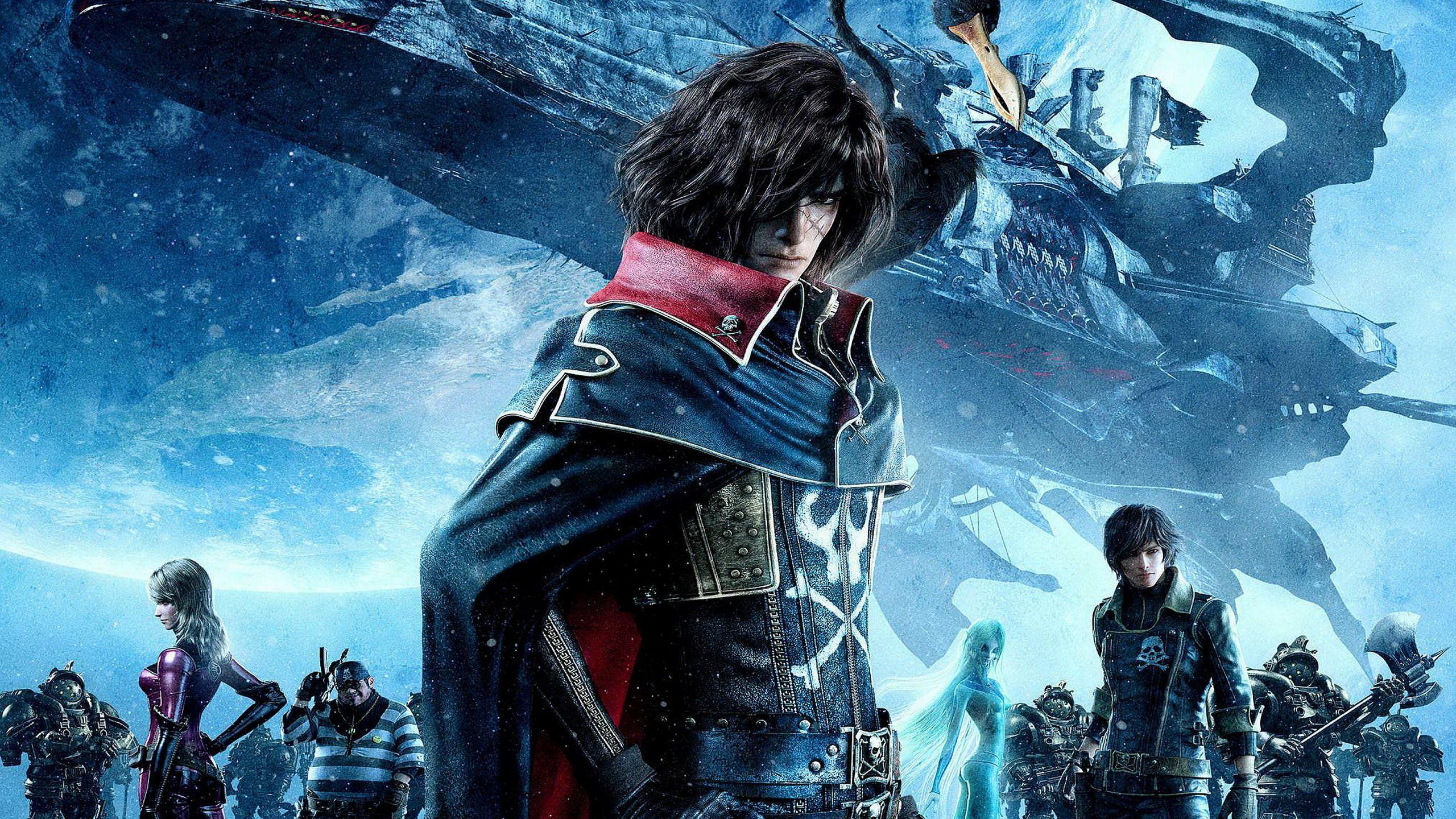 Albator, corsaire de l'espace - Blu-Ray (キャプテンハーロック) est un animé de MATSUMOTO Leiji, paru le 30 Avril 2014 en blu-ray chez First International Production. - Critique du Blu-Ray