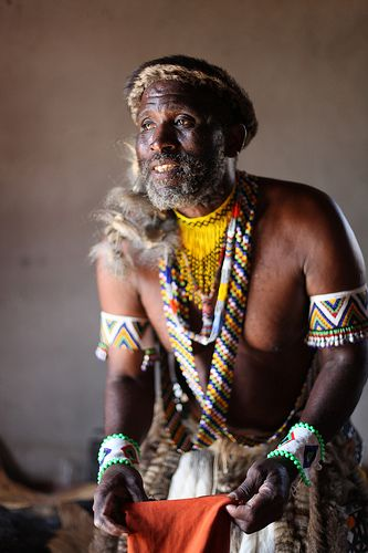 Zulu tribe rituals
