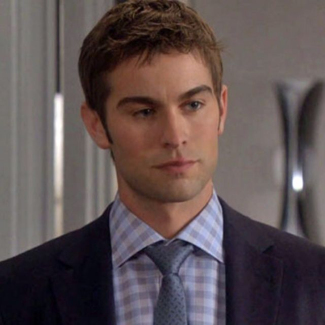 Chase Crawford as Nate Archibald, Gossip Girl | Celebs