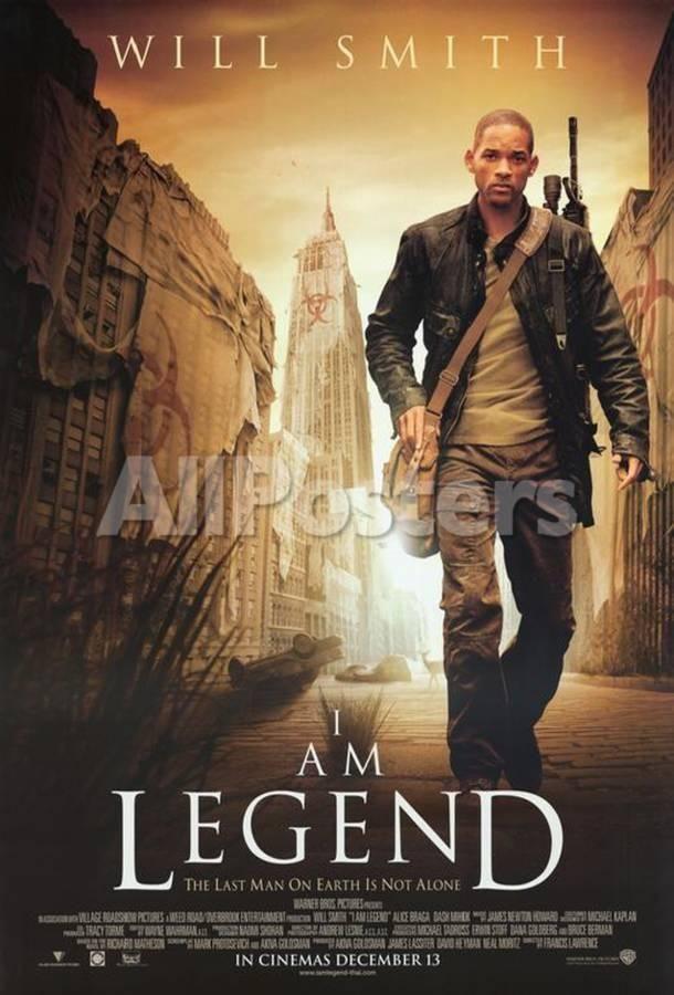 I Am Legend Masterprint Allposters Com I Am Legend Streaming Movies Streaming Movies Free