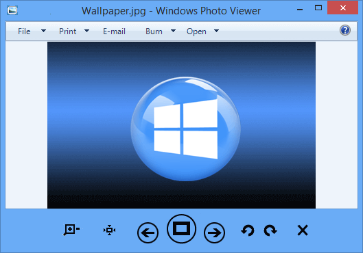 How To Recover Windows Photo Viewer As Default In Microsoft Windows 10 Microsoft Windows Photo Viewer Windows 10