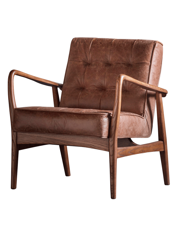 New Mid Century Armchair Leather Luxury Chairs Luxury Seating Luxury Home Furniture Mid Century Armchair Armchair Vintage Armchair Furniture