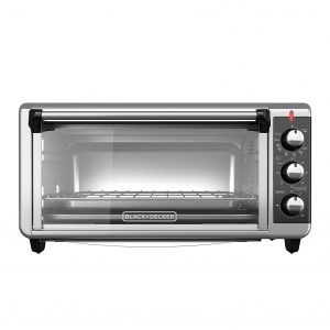 Top 10 Best Black And Decker Toaster Ovens In 2020 Reviews Black