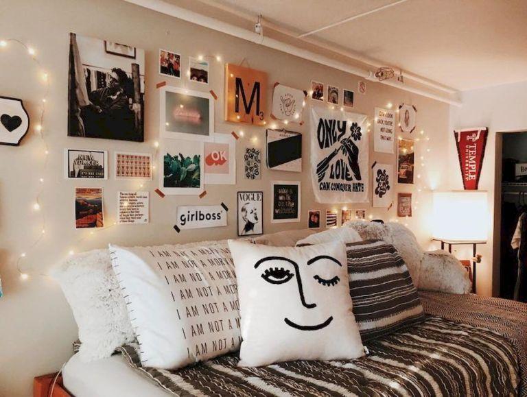 41 Genius Dorm Room Decorating Ideas On A Budget Dorm Room Diy