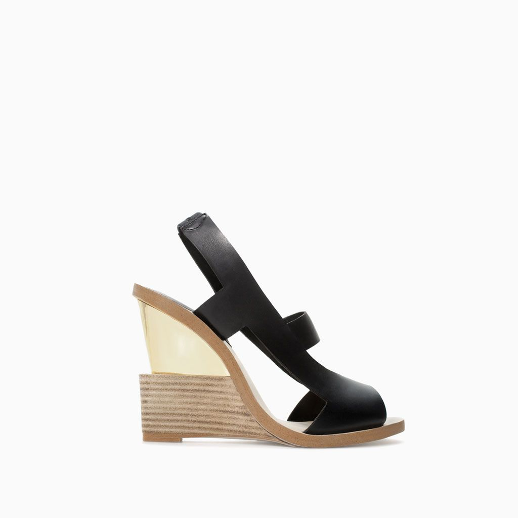 Shop It Now: 20 Perfect Summer WedgeSandals
