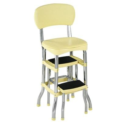 59 99 Awesome Price On A Retro Style Kitchen Step Stool