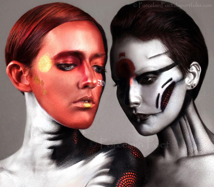 Fashion Women Trend Style Inspiration Future Space Robot