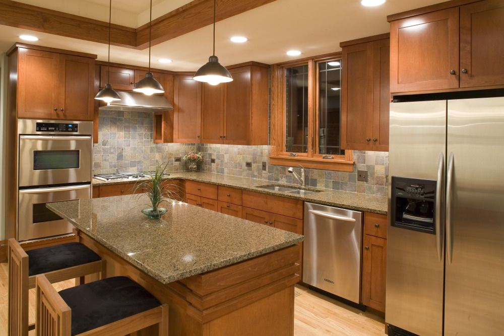 residential gallery with images prairie style interior on modern kitchen design that will inspire your luxury interior essential elements id=47501