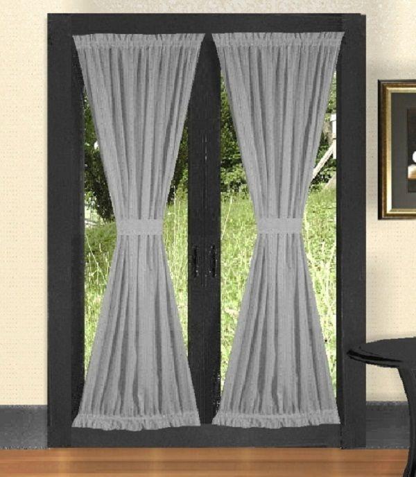 French Door Curtains Blackout Door Designs Plans Door Design