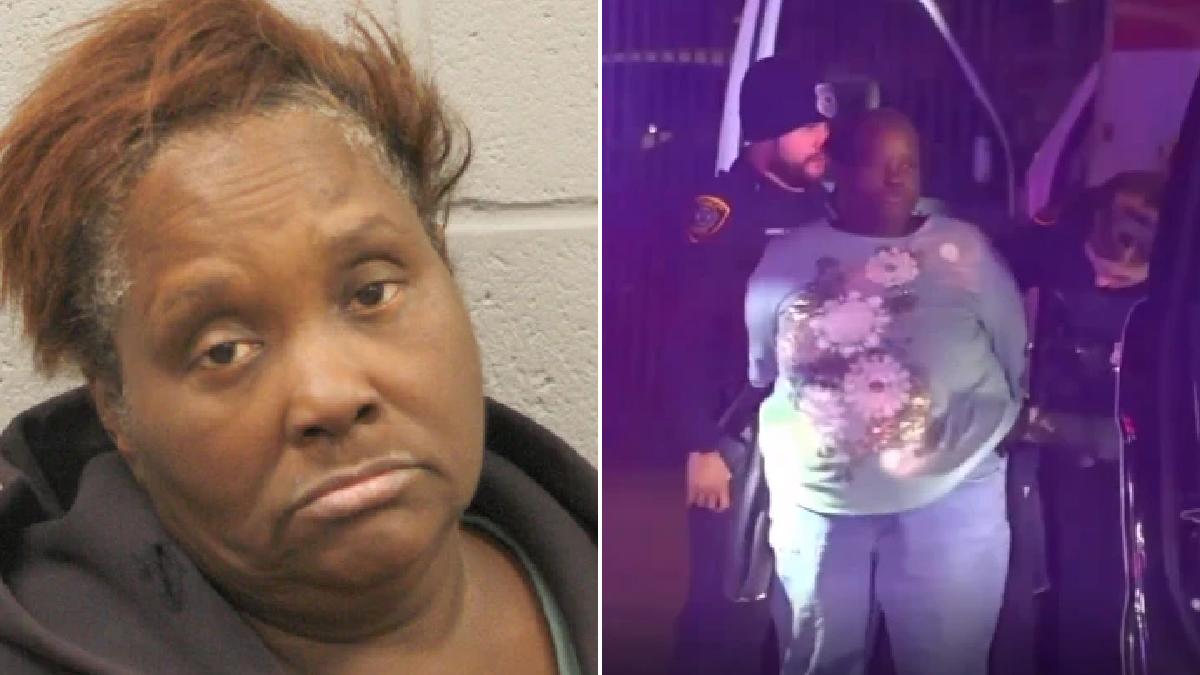 Blundering grandma getaway driver ran over and killed her burglary accomplice