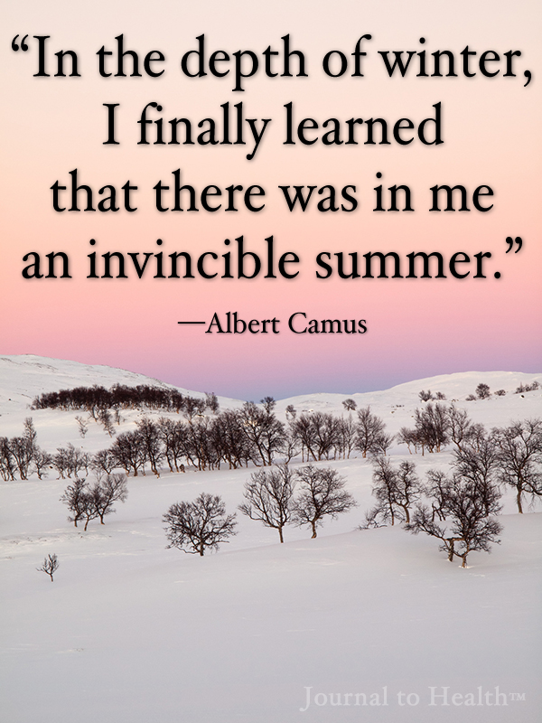 Quotes Of Strength Albert Camus Quote  Journaling Can Help You Connect With Your Joy .