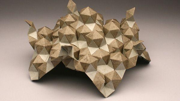 ユニット 折り紙 Google 検索 ペンローズの三角形 ペンローズ ユニット折り紙
