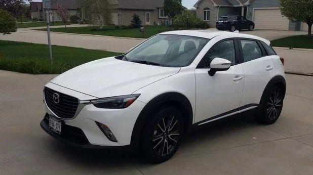 2018 Mazda Cx 3 Redesign Release Date And Price Mazda Suv