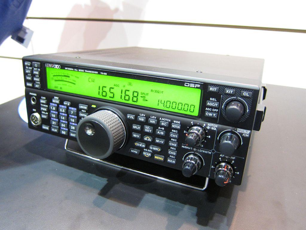 The Kenwood TS-590  | Amateur 'Ham' Radio | Ham radio