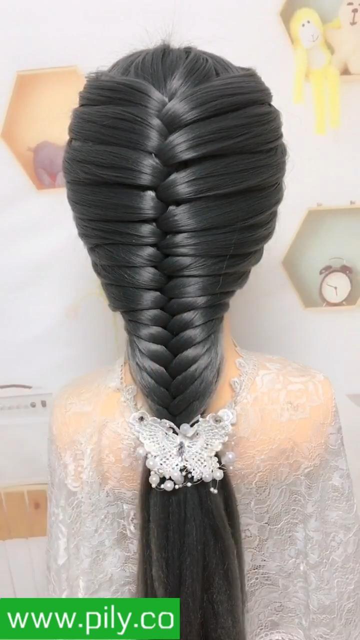 Braided Hair Tutorial