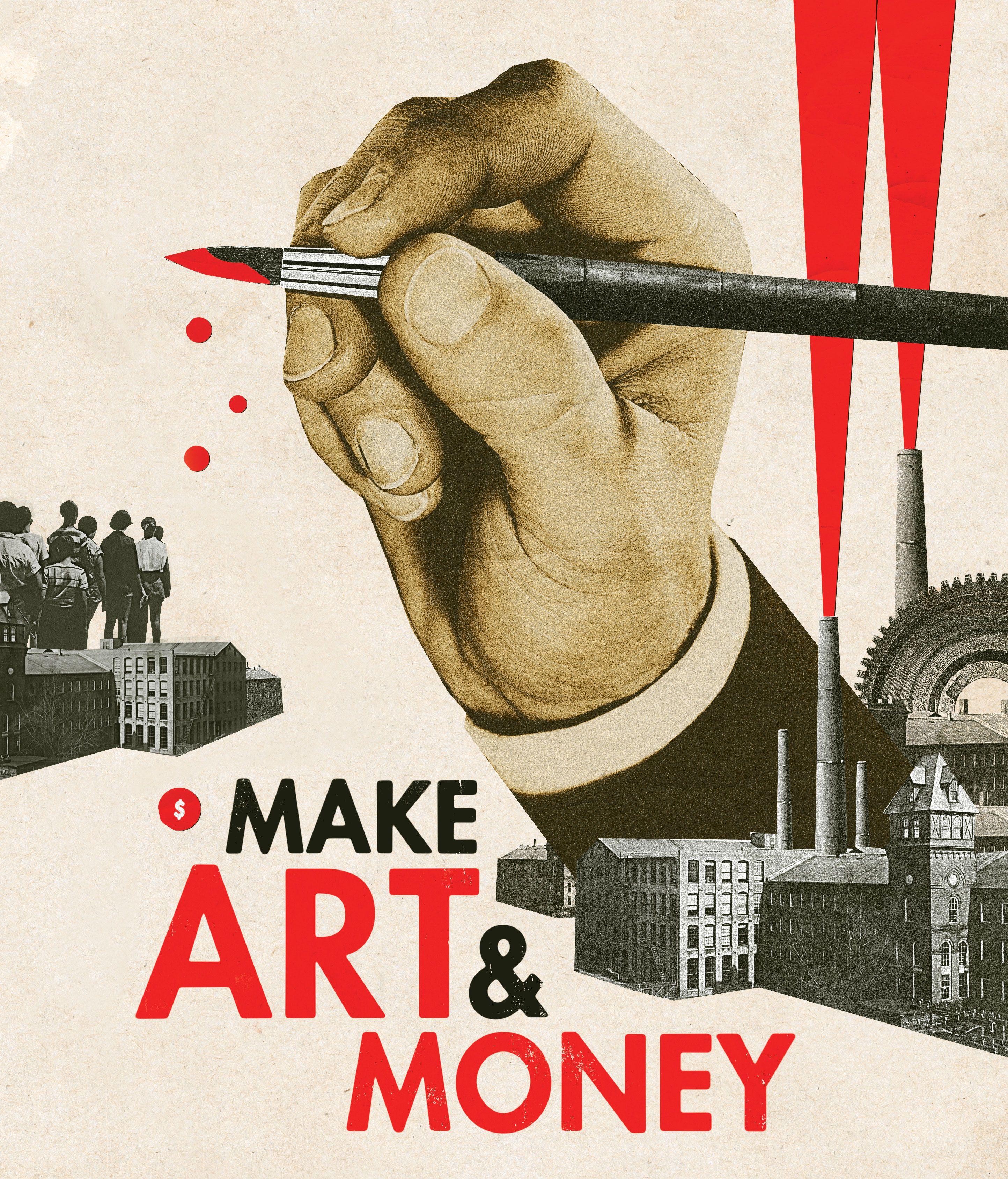 Embracing the art business art careers art craft
