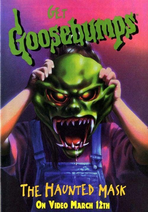 Goosebumps | Childhood Memories | Childhood movies