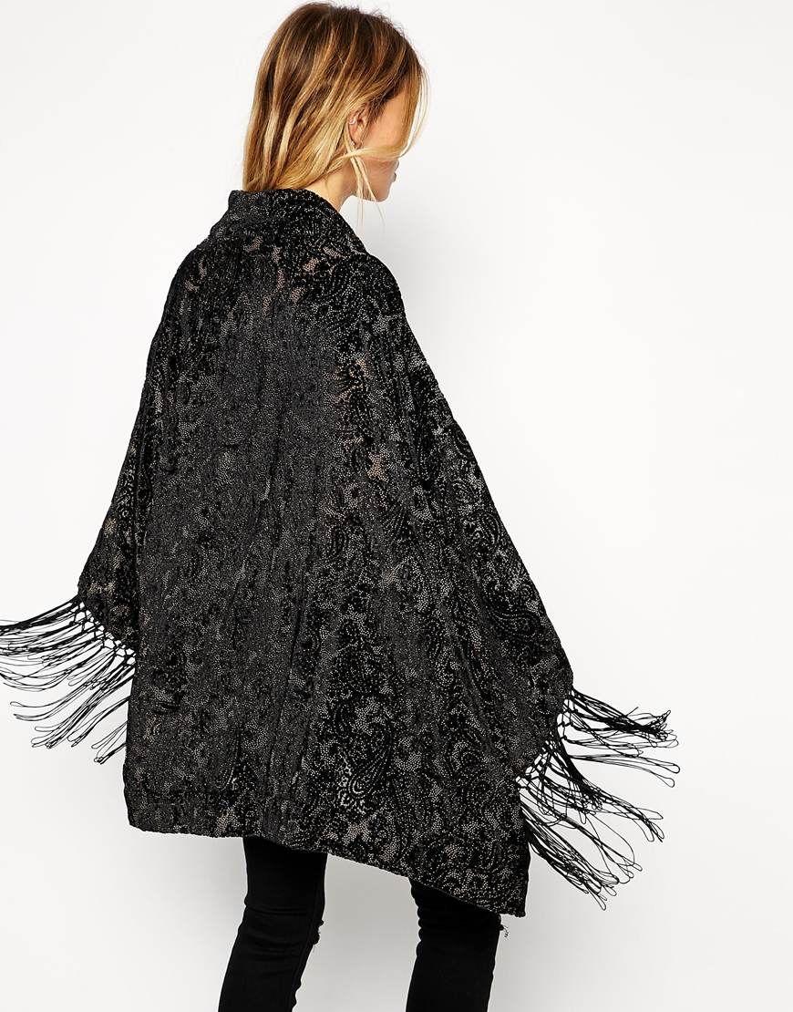 Image 2 ofASOS Devore Kimono