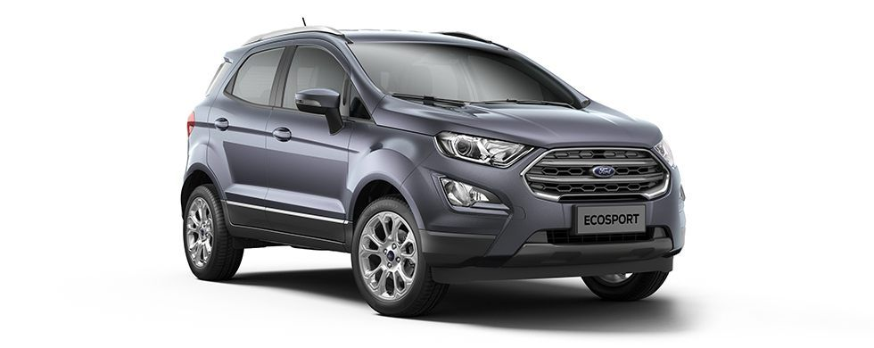 Gallery Ford Ecosport White Suv Ford
