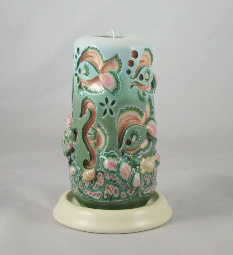 Резные свечи Holland House Candles